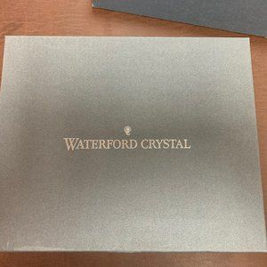 Waterford Crystal Accents - *NEW* Waterford Crystal Disney SNOW WHITE'S APPLE